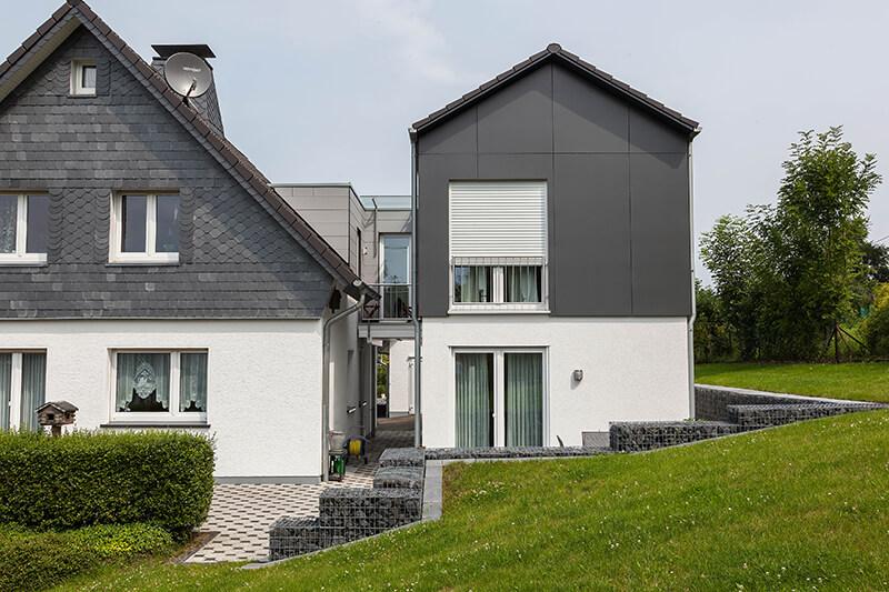 Modernisierung von Häusern