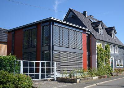 holzhäuser moderne architektur