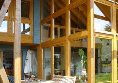 Holzhäuser-moderne-Architektur-815