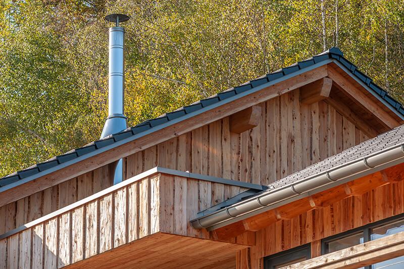 Holzhaus nachhaltig