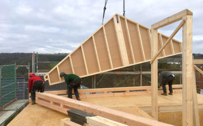 NRW fördert bauen mit Holz