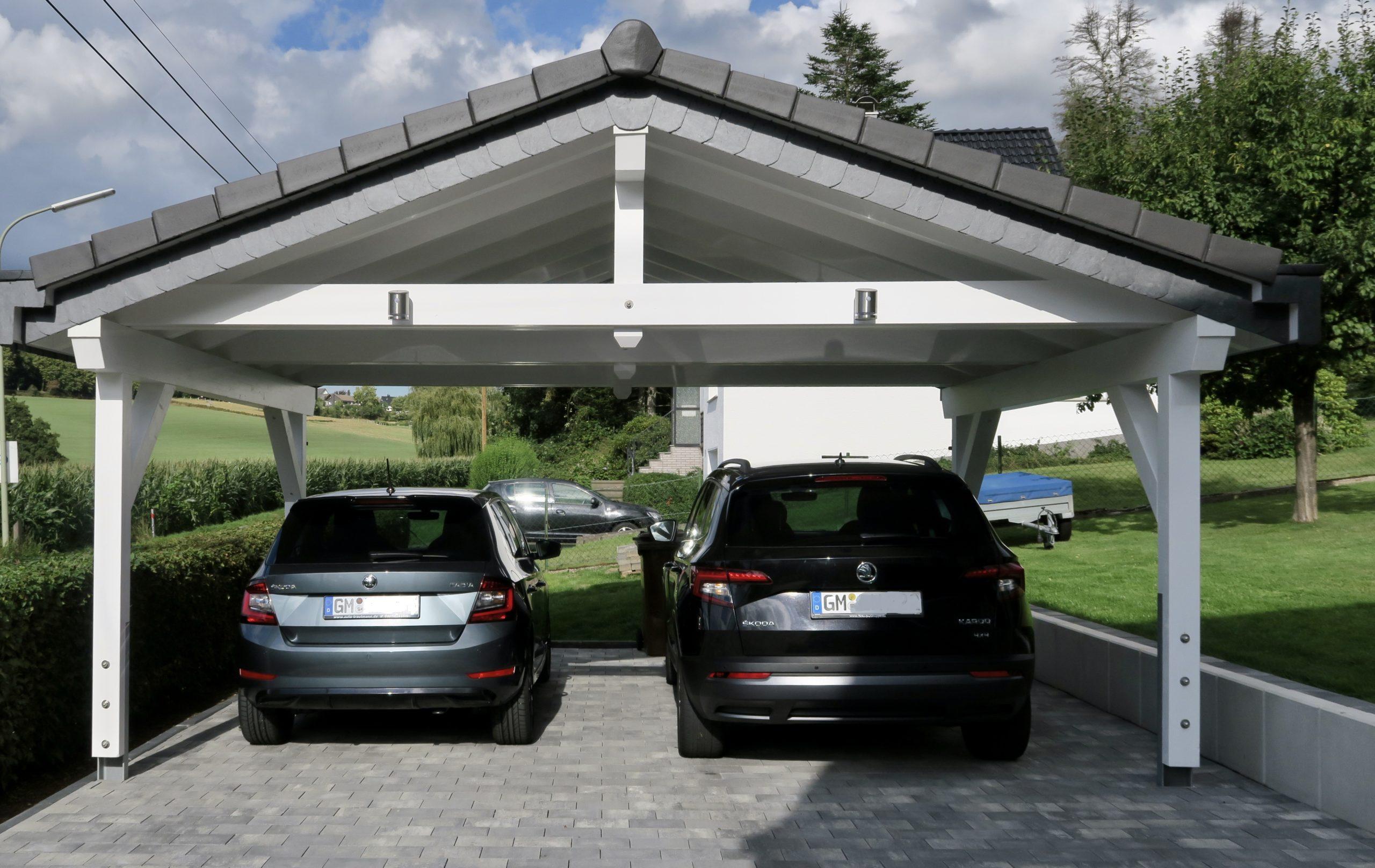 S&K Holzbau Carport